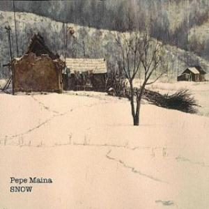 Pepe Maina - Snow CD (album) cover
