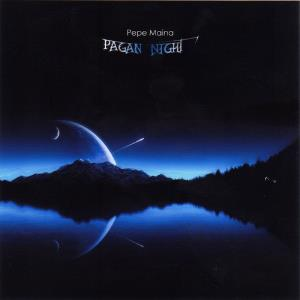 Pepe Maina - Pagan Night CD (album) cover