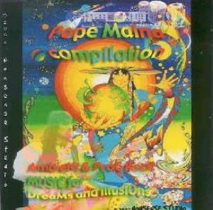 Pepe Maina - Compilation: Ambient & Prog Rock Music For Dreams And Illusions CD (album) cover