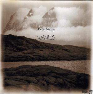 Pepe Maina - Waves CD (album) cover