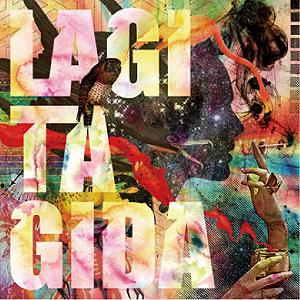 Lagitagida - Caterpirhythm CD (album) cover