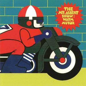 Mr. Albert Show - Warm Motor CD (album) cover