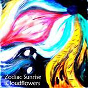 Zodiac Sunrise - Cloudflowers CD (album) cover