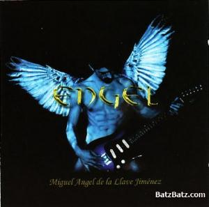 Engel (miguel Angel De La Llave Jimenez) - Engel CD (album) cover