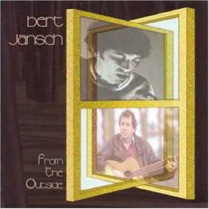 Bert Jansch - From The Outside CD (album) cover