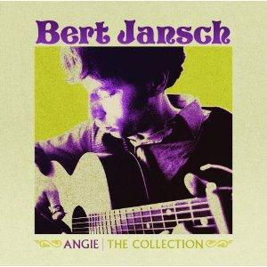 Bert Jansch - Angie: The Collection CD (album) cover