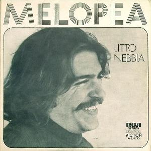 Litto Nebbia - Melopea CD (album) cover