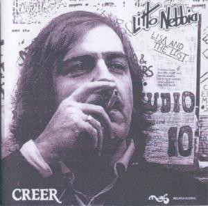 Litto Nebbia - Creer CD (album) cover