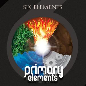 Six Elements - Primary Elements CD (album) cover