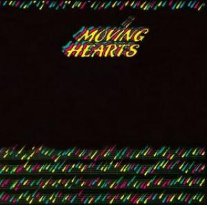 MOVING HEARTS - Moving Hearts CD album cover