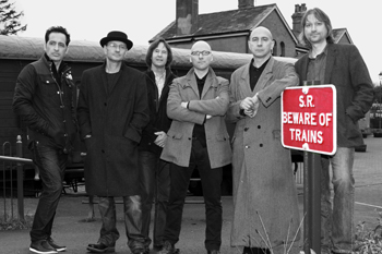 BIG BIG TRAIN image groupe band picture