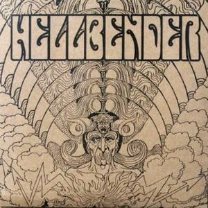 Hellbender - Occult CD (album) cover