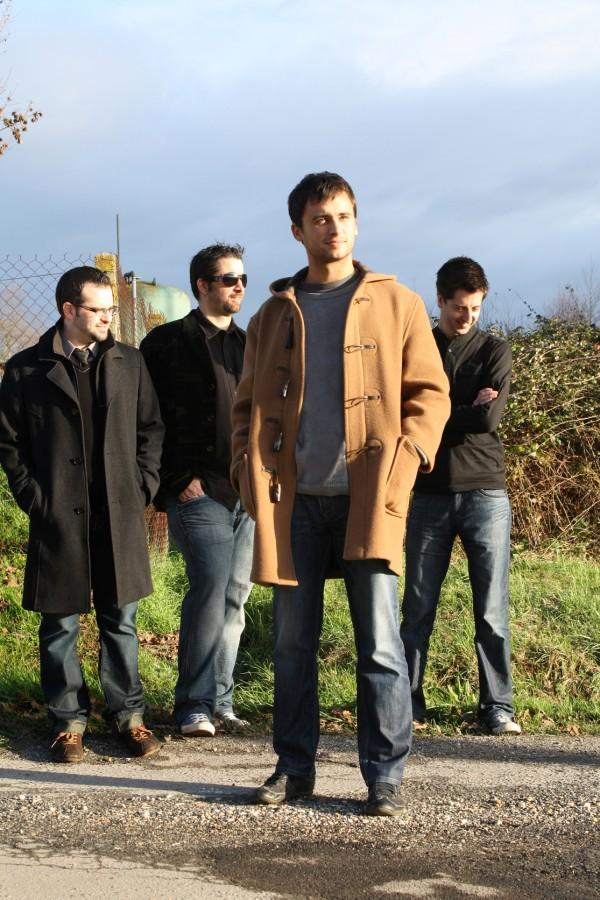 SILENTCLOCK image groupe band picture