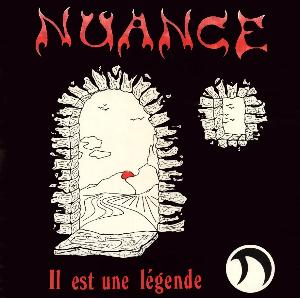 NUANCE - Il Est Une Legende CD album cover