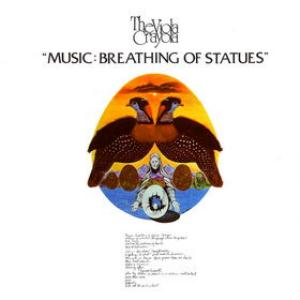 THE VIOLA CRAYOLA - Music: Breathing Of Statues CD album cover