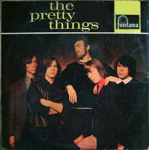 THE PRETTY THINGS - The Pretty Things CD album cover