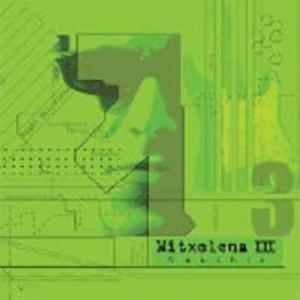 Rigel Michelena - Mitxelena 3: Nauthiz CD (album) cover