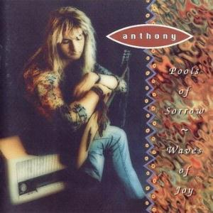 Arjen Anthony Lucassen - Pools Of Sorrow, Waves Of Joy (as Anthony) CD (album) cover