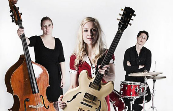 HEDVIG MOLLESTAD TRIO image groupe band picture