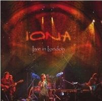 IONA - Live In London CD album cover