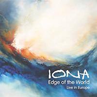 Iona - Edge Of The World - Live In Europe CD (album) cover