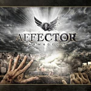 Affector - Harmagedon CD (album) cover
