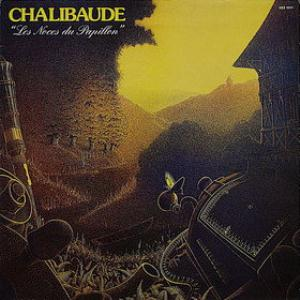 Chalibaude - Les Noces Du Papillon CD (album) cover