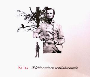 KUHA. - Telekineettinen Testilaboratorio CD album cover