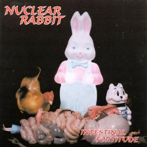NUCLEAR RABBIT - Intestinal Fortitude CD album cover