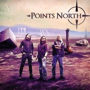 Points North - Points North CD (album) cover