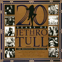 JETHRO TULL - 20 Years Of Jethro Tull Box CD album cover
