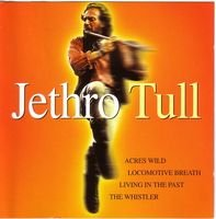 Jethro Tull - A Jethro Tull Collection CD (album) cover