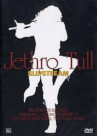Jethro Tull - Slipstream DVD (album) cover