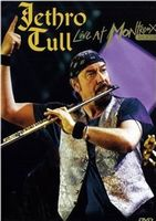 JETHRO TULL - Live At Montreux 2003 CD (album) cover