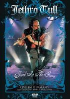 Jethro Tull - Jack In The Green - Live In Germany DVD (album) cover