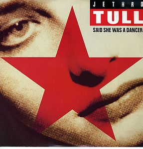 Jethro Tull - Said She Was A Dancer 12'' CD (album) cover