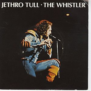 Jethro Tull - The Whistler CD (album) cover