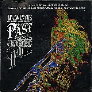 Jethro Tull - Living In The Past 2 Cd Single CD (album) cover