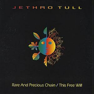Jethro Tull - Rare And Precious Chain CD (album) cover