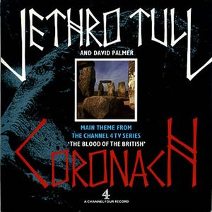 Jethro Tull - Coronach CD (album) cover