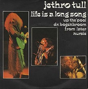 Jethro Tull - Life Is A Long Song E.p. CD (album) cover