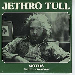 Jethro Tull - Moths CD (album) cover