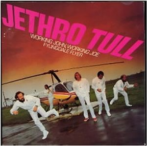 Jethro Tull - Working John, Working Joe CD (album) cover