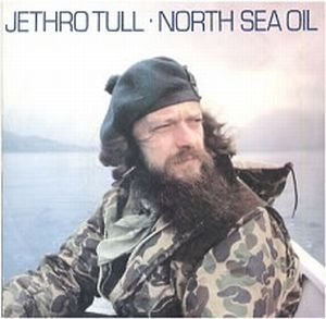 Jethro Tull - North Sea Oil CD (album) cover
