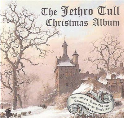 Jethro Tull - The Jethro Tull Christmas Album / Live - Christmas At St Bride's 2008 CD (album) cover
