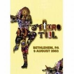 Jethro Tull - Songs From Bethlehem DVD (album) cover