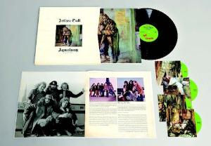 Jethro Tull - Aqualung - 40th Anniversary Collector's Edition CD (album) cover