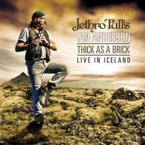 Jethro Tull - Thick As A Brick - Live In Iceland DVD (album) cover