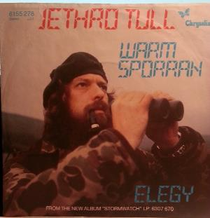 Jethro Tull - Warm Sporran CD (album) cover