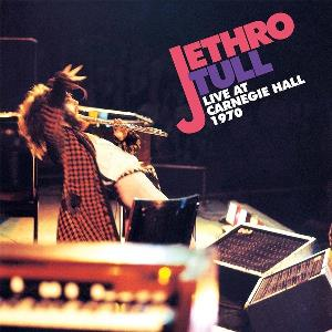 Jethro Tull - Live At Carnegie Hall 1970 CD (album) cover